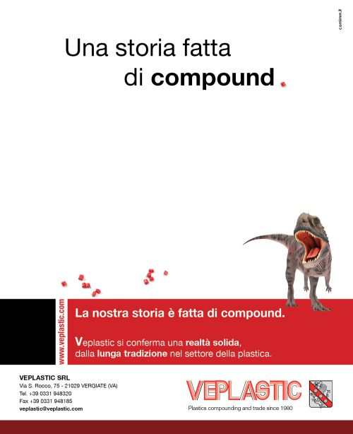 Pagine pubblicitarie - Veplastic
